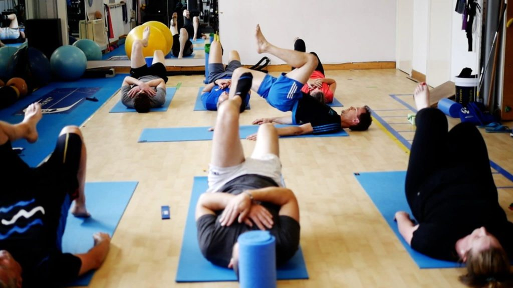 exercises for low back pain
