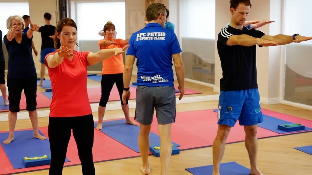 APC Fermoy & Cork low back pain